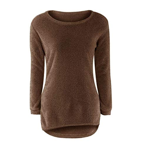 Tricot Rond Manches Fashion Col Femme Casual Pullover Pull El Mohair Automne Longues fqrHOfxw