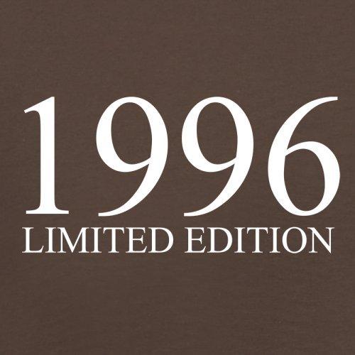 1996 Limierte Auflage / Limited Edition - 21. Geburtstag - Herren T-Shirt - Schokobraun - M