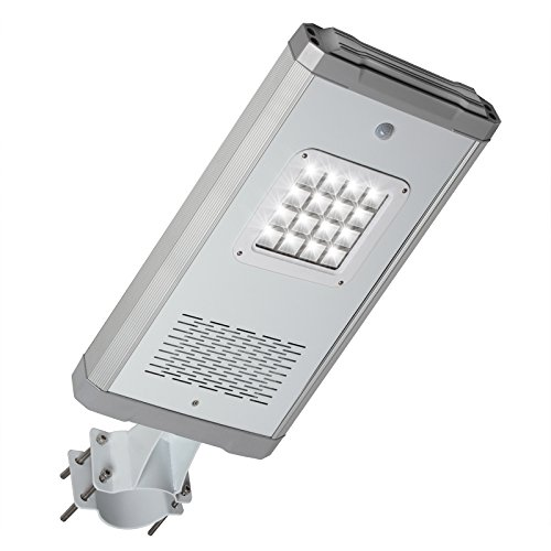 Outdoor Post Lights With Pir in US - 7