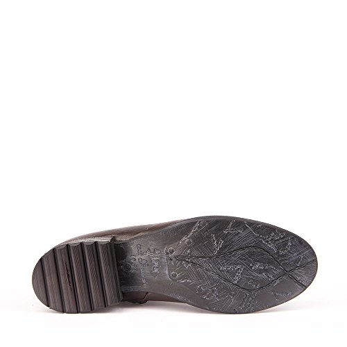Felmini - Damen Schuhe - Verlieben Raisa 9101 - Schnürung Stiefel - Echte Leder - Mehrfarbig