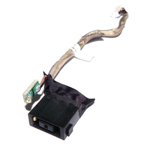 Base Misc. Kit with Power Socket, DC Jack, 04W3914 for ThinkPad X1 Carbon, 6K4RQMS.001, 50.4RQ01.001 DC Cable by Kam Kin (Image #1)