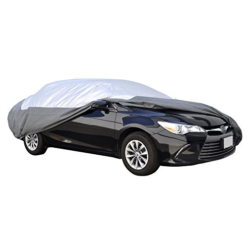 Discount Detailer's Preference Sol Shell Car Cover Indoor Outdoor Durable Sun Protection Large supplier