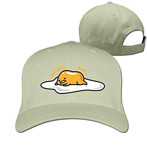 Gudetama Baseball Hats -