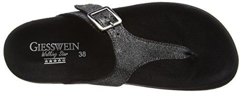 Giesswein Verona - Mules Mujer Negro - Schwarz (schwarz-022)