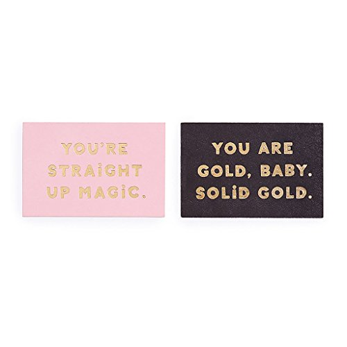 ban.do compliment Card Set You Are Gold with - Ban You