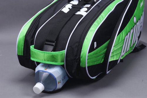 Prince Tour Team Green 12-Pack Tennis Bag (2014-15) by Prince (Image #4)