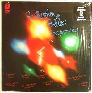 Rhythm and Blues Greatest Hits - Vinyl LP Record