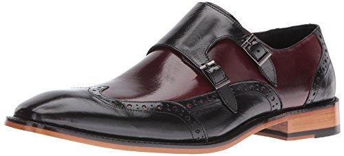 Stacy-Adams-Mens-Brewster-Double-Monk-Strap-Wingtip-Slip-On-Loafer