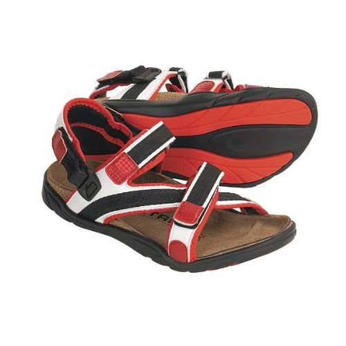 4568c565c6f Galleon - Birkenstock Womens Tatami Newalk Tempesta Sandals Red Size 43 M