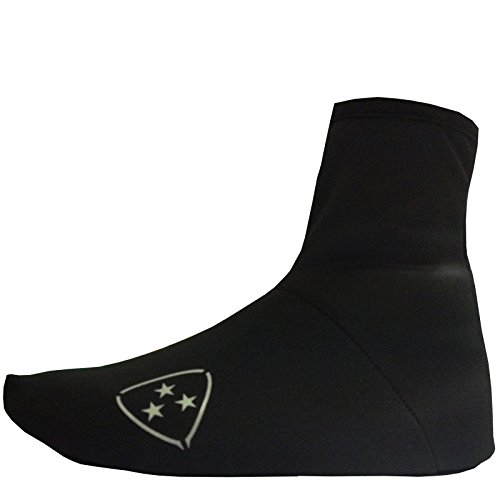 Deportes Hera Thermal Cycling Shoe Covers Black rpBmYLl