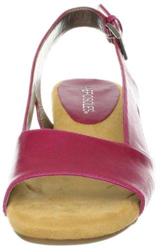 Aerosoles - Sandalias de vestir para mujer beige beige Dark Pink Combo
