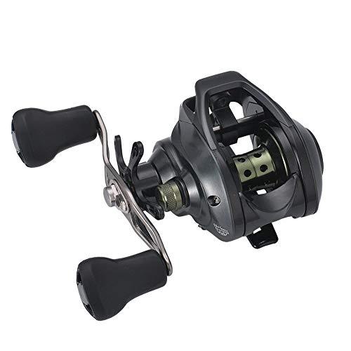 WNJYO Fishing Reels Baitcasting Reels Spinning Reel Left/Right Hand Reel,Left -