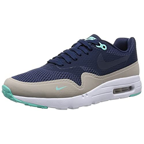 Men's Nike Air Max 1 Ultra Essential shoe in Blue 819476 400