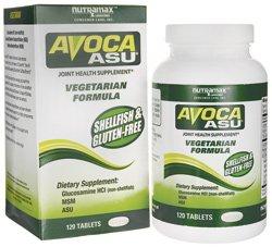 Supplément de Nutramax Avoca ASU mixte sur la santé--120 comprimés