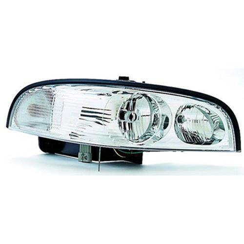 CPP Right Passenger Side Headlight Head Lamp for 1997-2005 Buick Park ()