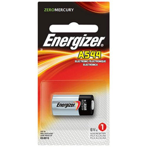 Price comparison product image Energizer A544BPZ Zero Mercury Battery - 1 Pack