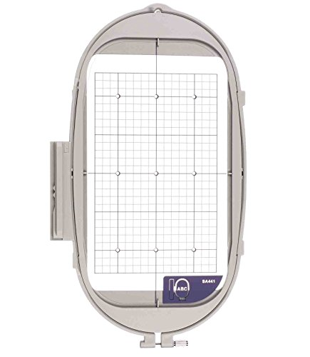 Sew Tech X-Large Embroidery Hoop 6'' x 10'' (160x260mm) - Brother, Baby Lock (SA441) (EF81) by