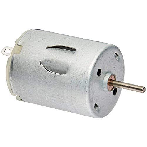 5000 RPM DC Motor - TOOGOO(R)5000 RPM 6V High Torque Cylinder Magnetic Electric Mini DC Motor Silver
