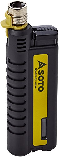 SOTO Outdoors SOTO Pocket Torch XT (Best Pocket Torch Lighter)