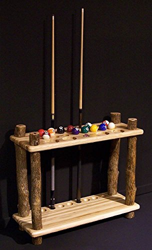 Ironwood Floor Cue Rack (Ironwood Furniture)