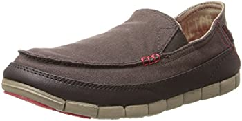 Crocs Mens Stretch Sole Loafers