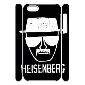 WEUKK Heisenberg iPhone 5C 3D case, customized phone case for iPhone 5C Heisenberg, customized Heisenberg cover case