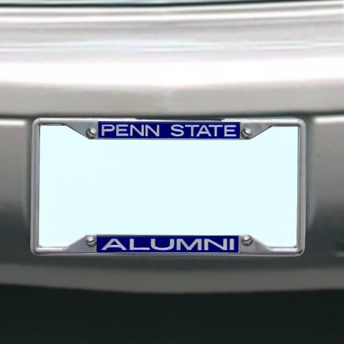 NCAA Penn State Nittany Lions License Plate Frame Alumni