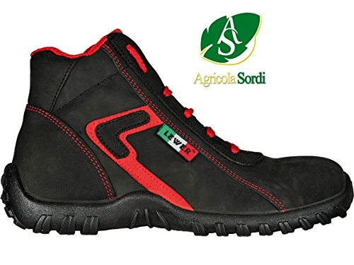 Lewer dp2N S3zapatos de seguridad de hombre