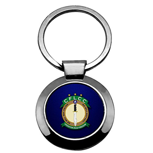 - Premium Key Ring - US Coalition Forces Land Component (CFLCC) Iraqi Freedom
