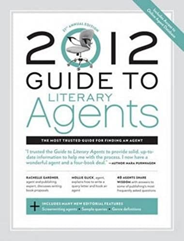 amazon com 2012 guide to literary agents 0035313653216 chuck rh amazon com Literary Agents Seeking New Authors Literary Agent Outfit