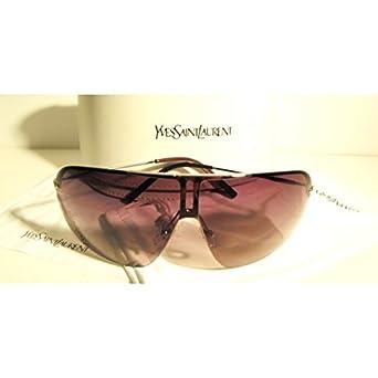 Yves Saint Laurent - YSL - Gafas de sol - para hombre gris ...