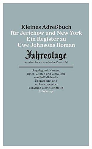 kleines-adressbuch-fr-jerichow-und-new-york-ein-register-zu-uwe-johnsons-roman-jahrestage-aus-dem-leben-von-gesine-cresspahl-suhrkamp-taschenbuch