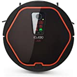 iClebo Arte YCR–M05 Smart Home/Office Vacuum Cleaner & Floor Mopping Robot - Cleans Methodicaly with Camera Recognition Vision Mapping Technology (classic home style)