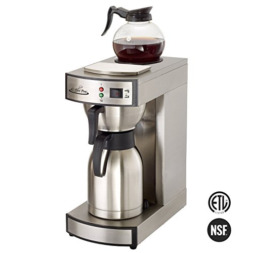 Dual Brew Commercial Coffee Maker