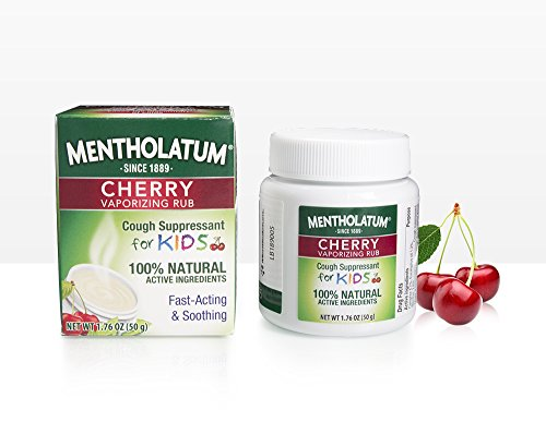 Mentholatum Ointment Cherry Chest 1 76 Ounce product image