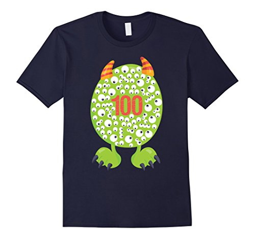100th Day of School T Shirt Monster Happy 100 Days Kids Boy for $<!--$20.99-->