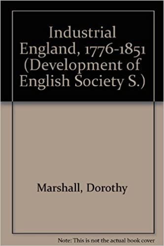 Joomla pdf ebook herunterladen Industrial England, 1776-1851 (Development of English society) MOBI