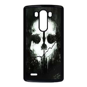 LG G3 phone case Black Cod ghosts JJH8199086