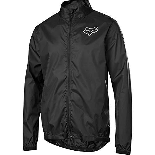 Fox Racing Defend Wind Jacket - Men's Black, XL (Fox Jackets For Men)
