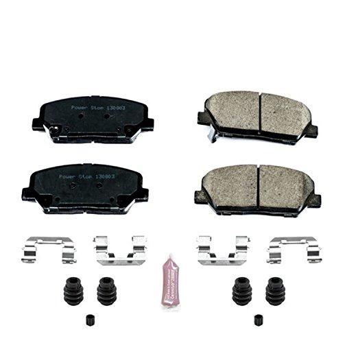 Power Stop Z23-1413 Z23 Evolution Sport Carbon Fiber Infused Ceramic Brake ()