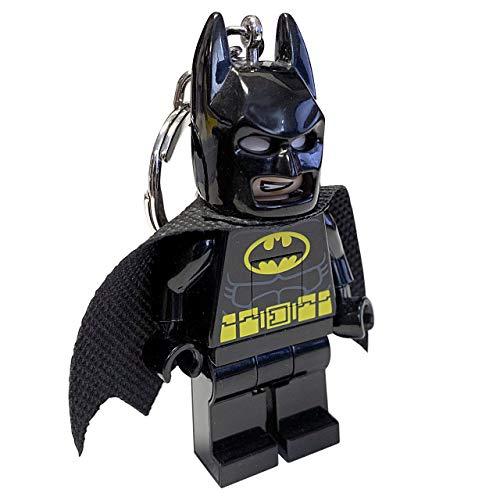 LEGO DC Universe Batman Key Light (Lego Dc Universe Super Heroes Batman Minifigure Clock)