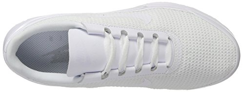 Nike Damen Air Max Jewell Gymnastikschuhe Elfenbein (White/white Pure Platinum)