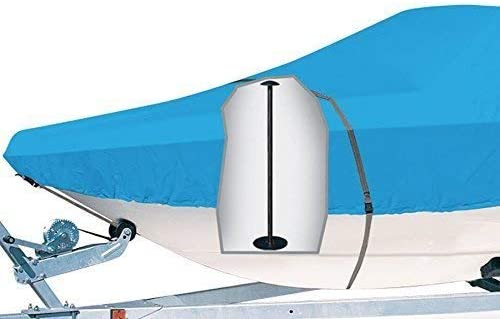Boat Cover Support Pole Telescoping Black ABS 12-54,New