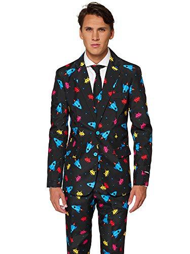 Suitmeister Halloween Costumes Men – Videogame - Include Jacket Pants & -