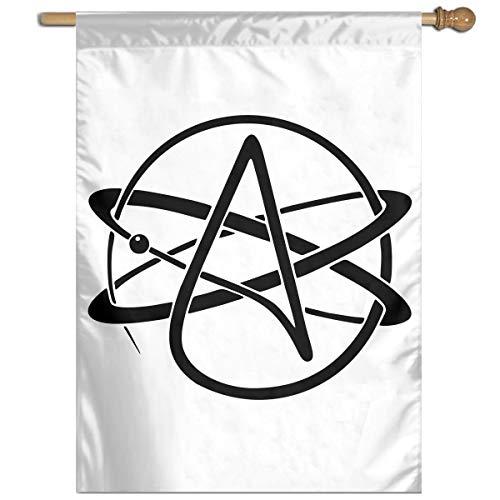 Atheist Symbol Atheism Home Banner Flags Springtime 27