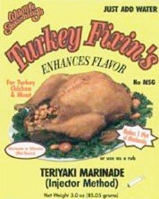 Price comparison product image Turkey Cajun Marinade