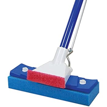 Amazon Com Quickie Automatic Squeezing Sponge Mop Home