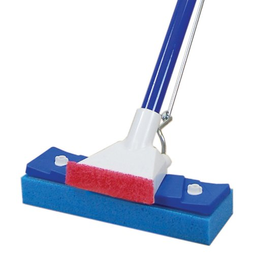 Quickie Automatic Squeezing Sponge Mop