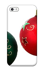 Durable Christmas Decorations Balls Back Case/cover For Iphone 5/5s