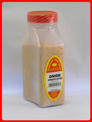 Marshalls Creek Spices Onion Granulate Seasoning, 10 Ounce by Marshall's Creek Spices